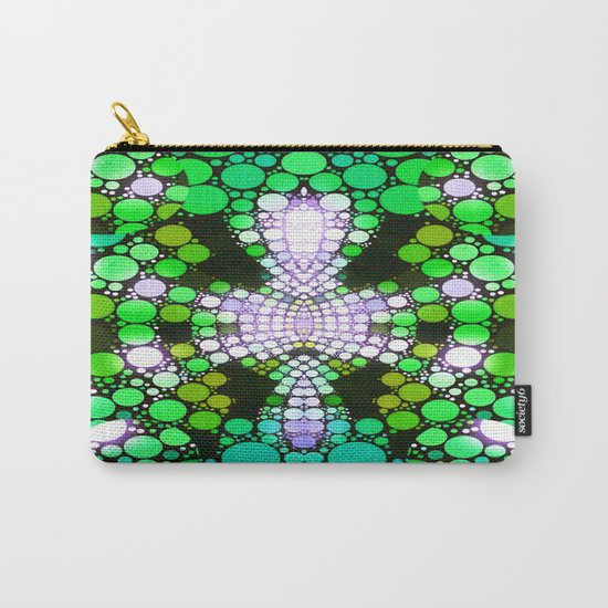 NEON NIGHTS II Carry-All Pouch