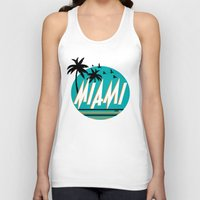 mia wallace Tank Tops featuring MIA  by FRSHCo.