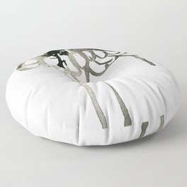 Thought Cloud Floor Pillow