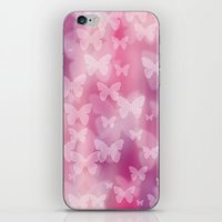 girly iPhone & iPod Skins featuring Girly! Girly! Girly! by Digi Treats 2
