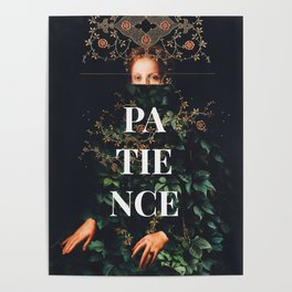 Patience Poster