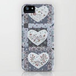 Owl Family iPhone Case