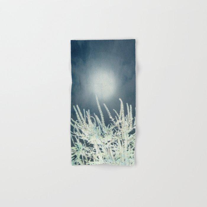 Silver Moon Hand & Bath Towel