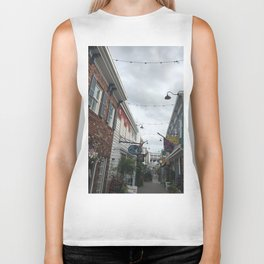 Hidden Alleyway Biker Tank