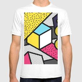 Memphis Pop-art Pattern III T-shirt