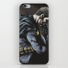 Brooding Batcave iPhone & iPod Skin