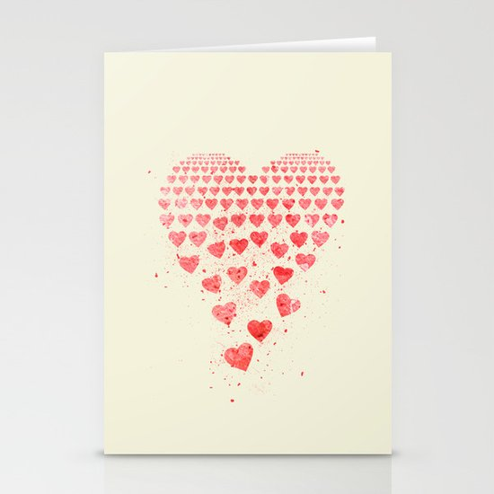 I Fall to Pieces... Stationery Cards