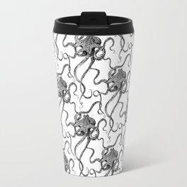 Octopus Pattern Travel Mug