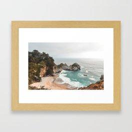 Big Sur Framed Art Print