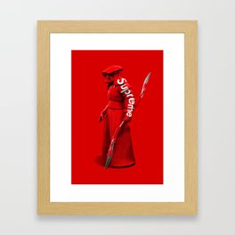 ELITE Framed Art Print