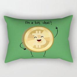 BIT DEAL! (v2) Rectangular Pillow