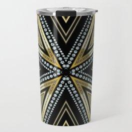 Glam Cross Star Travel Mug