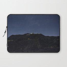 Hollywood At Night Laptop Sleeve
