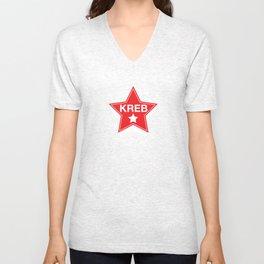 Kreb Star - Pete & Pete Unisex V-Neck