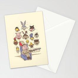 Wevenge! Stationery Cards
