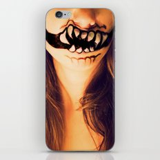 October's Mouth iPhone & iPod Skin