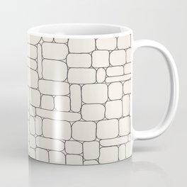 Stone Wall Drawing #3 Coffee Mug