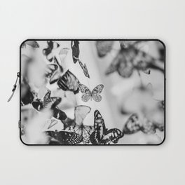 Butterfly papillons Laptop Sleeve