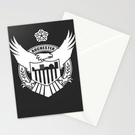 AOR White Stationery Cards