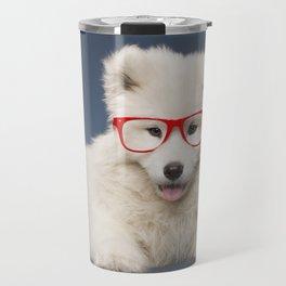 Little puppy Travel Mug
