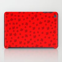 canada iPad Cases featuring Canada by ts55