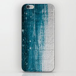 Distressed Wood iPhone Skin