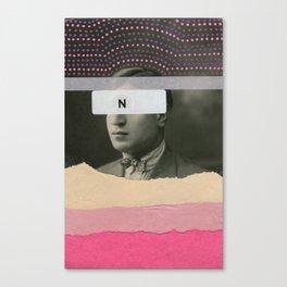 The N Factor Canvas Print