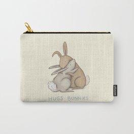 Hugs Bunnies Carry-All Pouch
