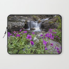 Secluded Waterfall Laptop Sleeve