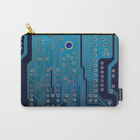 PCB / Version 5 Carry-All Pouch