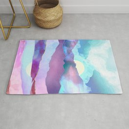 Opal Mountains Rug