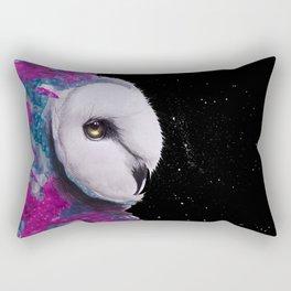 Magic Owl Rectangular Pillow