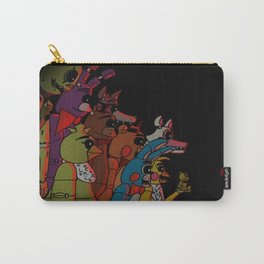Smile At The Camera Carry-All Pouch