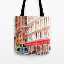 The Strand II Tote Bag