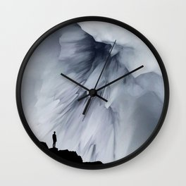 The moment you've been waiting for Wall Clock
