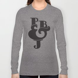 PB&J Long Sleeve T-shirt