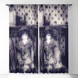 Photo Bomb Blackout Curtain