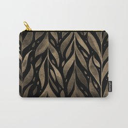 Golden leaves Carry-All Pouch