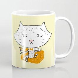 Cat Dundee Coffee Mug