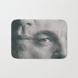 The Departed, Martin Scorsese movie poster, Leonardo DiCaprio, Matt Damon, american mafia film Bath Mat