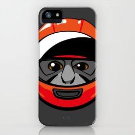 Gibbon Rider iPhone Case