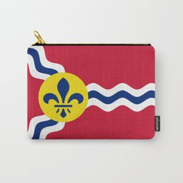 Flag of St. Louis, Missouri Carry-All Pouch