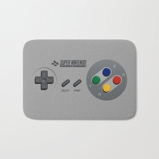 Classic Nintendo Controller Bath Mat