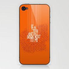 yearning soul iPhone & iPod Skin