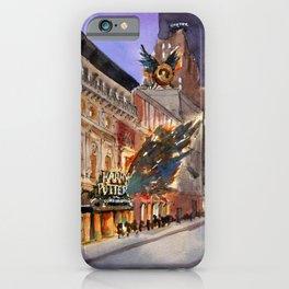 Cursed Child Marquee iPhone Case