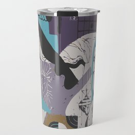 Modern Eclectic Elevated Elevating Emergent Emerging Emotional Emotionally Charged Enchanted Energy Travel Mug
