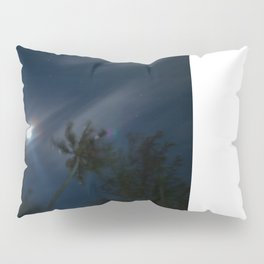 little paradise at night Pillow Sham