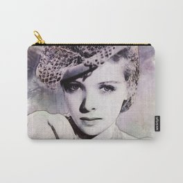 Ida Lupino Carry-All Pouch