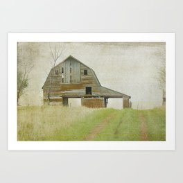 The Clark Place Art Print