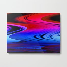 Smooth Metal Print